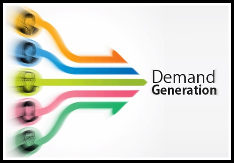 Lead Generation Infographic Lead Generation vs Demand
